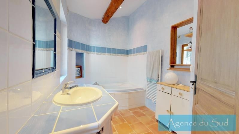 Vente de prestige maison / villa Greasque 669000€ - Photo 7