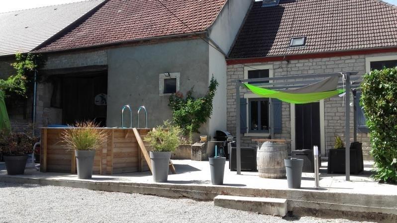 Sale house / villa Brazey en plaine 179400€ - Picture 6