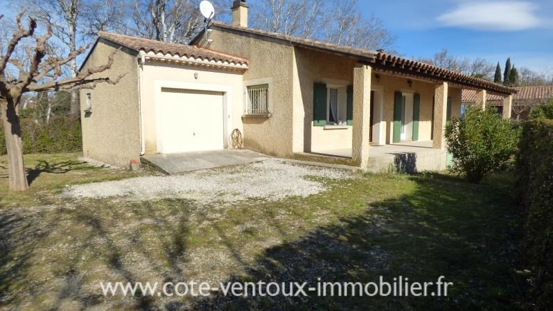 Vente maison / villa Aubignan 232000€ - Photo 1