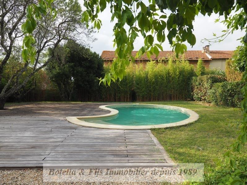 Verkoop  huis Uzes 450000€ - Foto 3