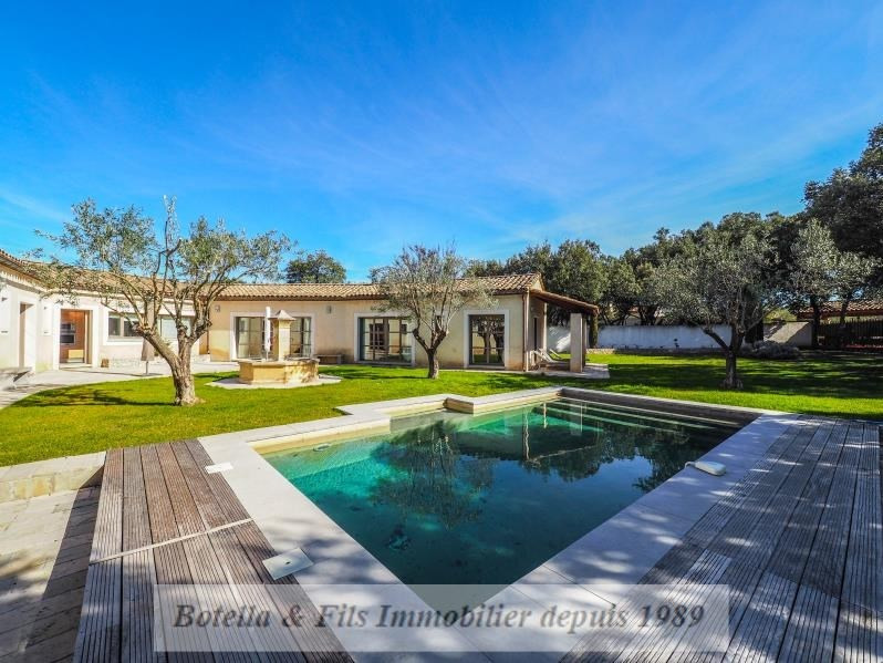 Verkoop van prestige  huis Uzes 729000€ - Foto 16