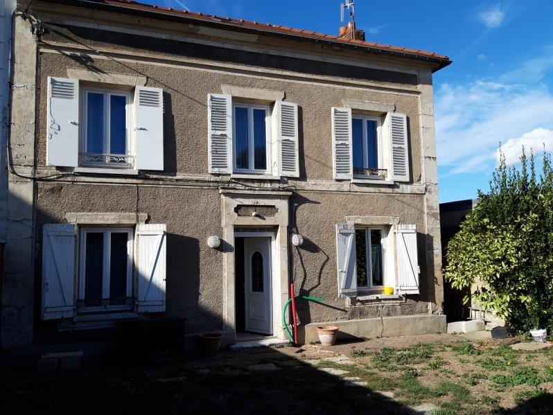 Maison ancienne bonnières sur seine - 4 pièce (s) - 110 m²