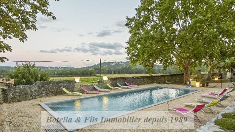 Vente de prestige maison / villa Vallon pont d'arc 1562000€ - Photo 17