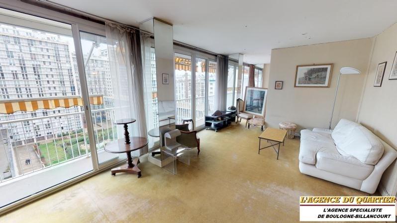 Sale apartment Boulogne billancourt 591000€ - Picture 1
