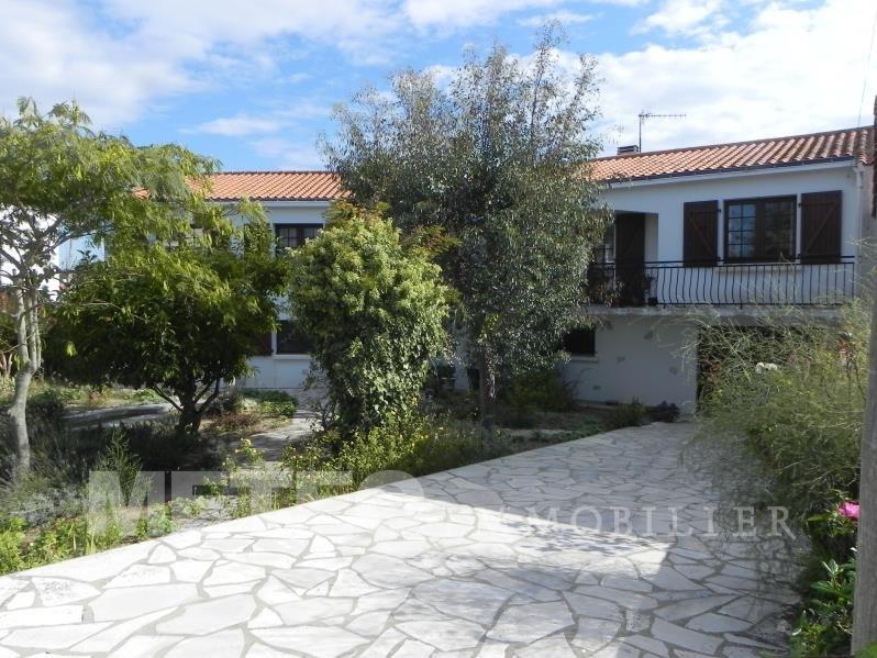 Sale house / villa La tranche sur mer 449000€ - Picture 1
