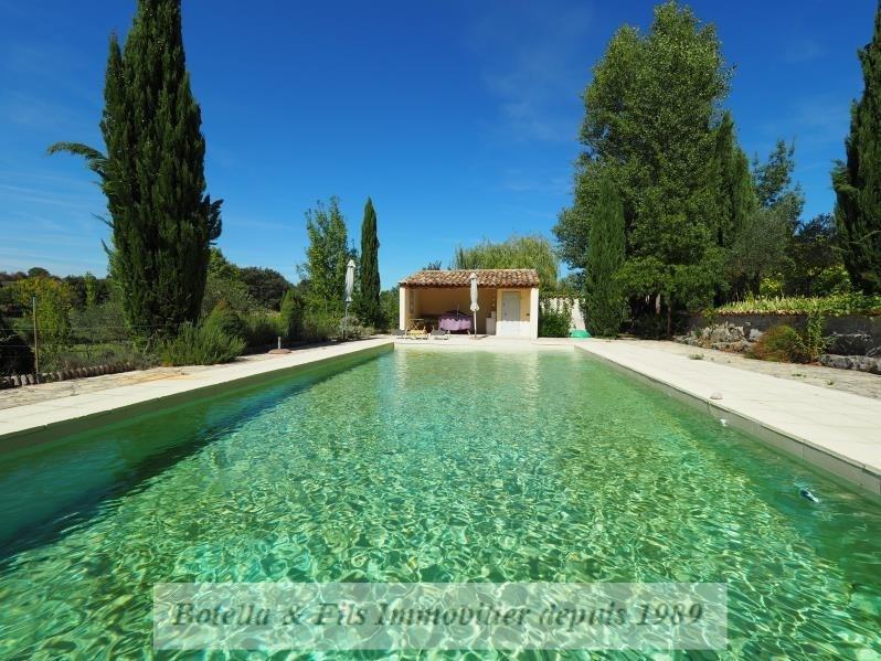 Vente de prestige maison / villa Barjac 650000€ - Photo 15