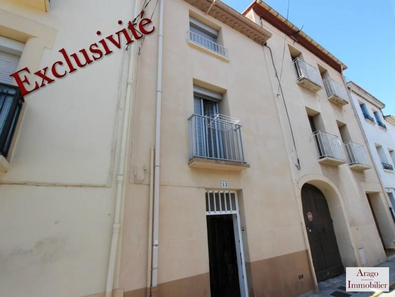 Vente maison / villa Rivesaltes 86200€ - Photo 1
