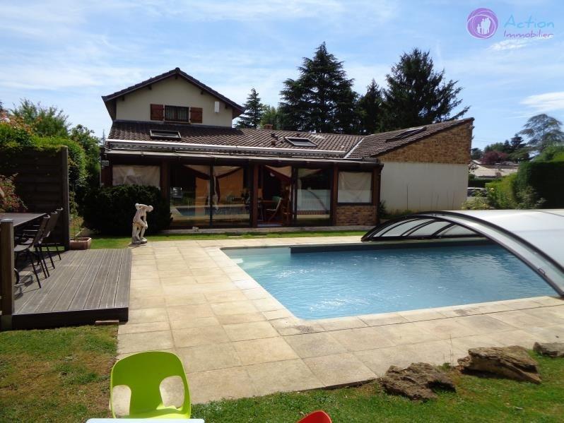 Vente maison / villa Lesigny 485000€ - Photo 1