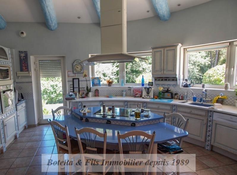 Vente de prestige maison / villa Uzes 695000€ - Photo 9