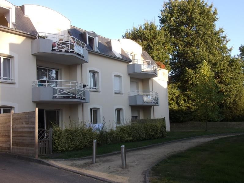 Vente appartement Chateaubourg 98 440€ - Photo 1