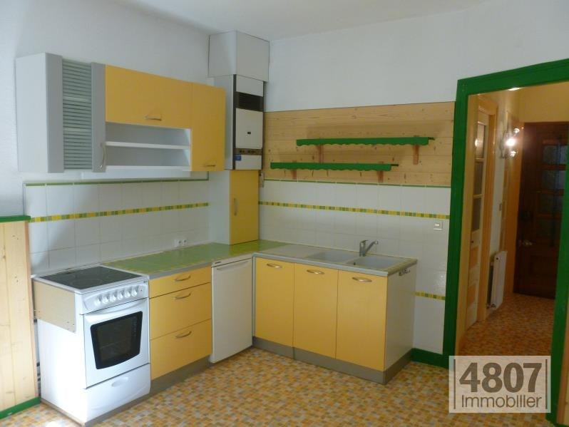 Vente appartement Cluses 120 000€ - Photo 2