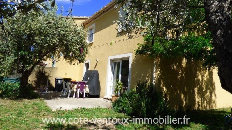 Vente maison / villa Carpentras 230000€ - Photo 1
