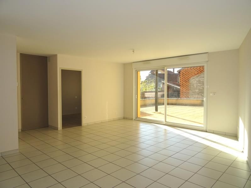 Rental apartment Roanne 739,42€ CC - Picture 2