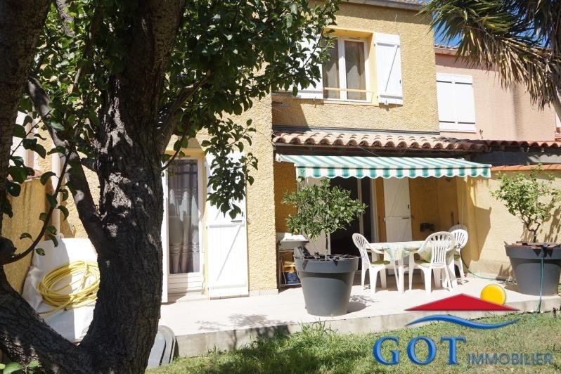 Sale house / villa Bompas 208000€ - Picture 1