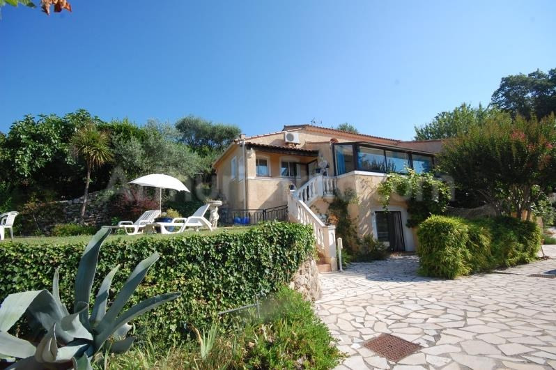 Vente maison / villa Bagnols en foret 440000€ - Photo 1