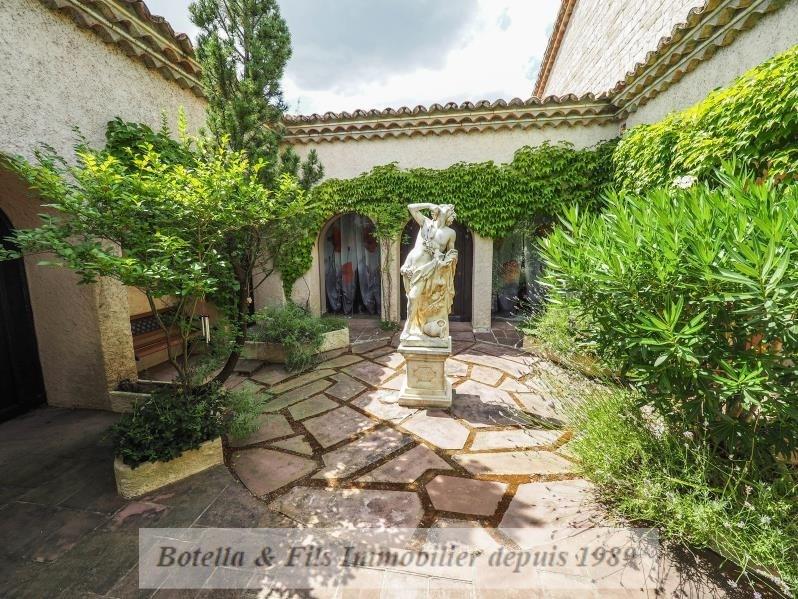 Vente de prestige maison / villa Barjac 1270000€ - Photo 12