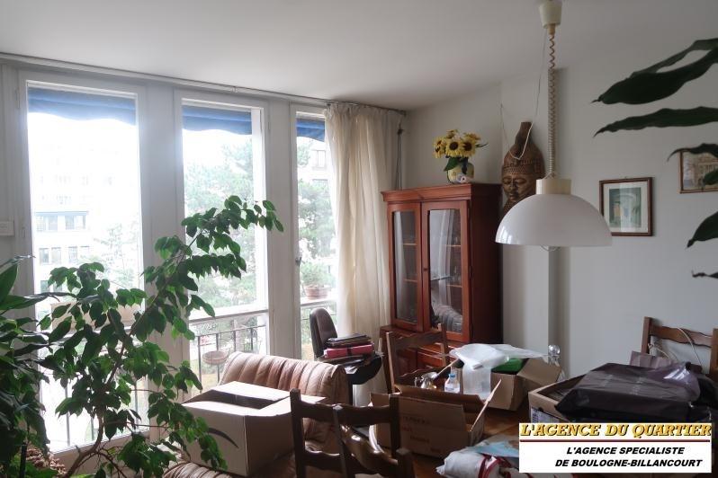 Sale apartment Boulogne billancourt 550000€ - Picture 2
