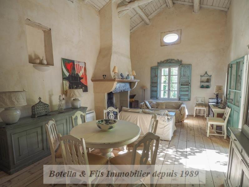 Vente de prestige maison / villa Uzes 585000€ - Photo 3