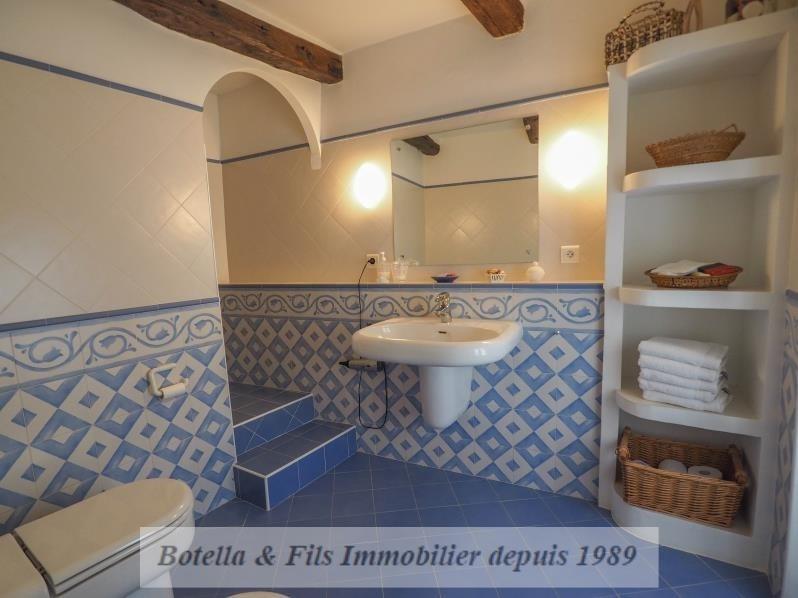 Immobile residenziali di prestigio casa Uzes 1100000€ - Fotografia 13