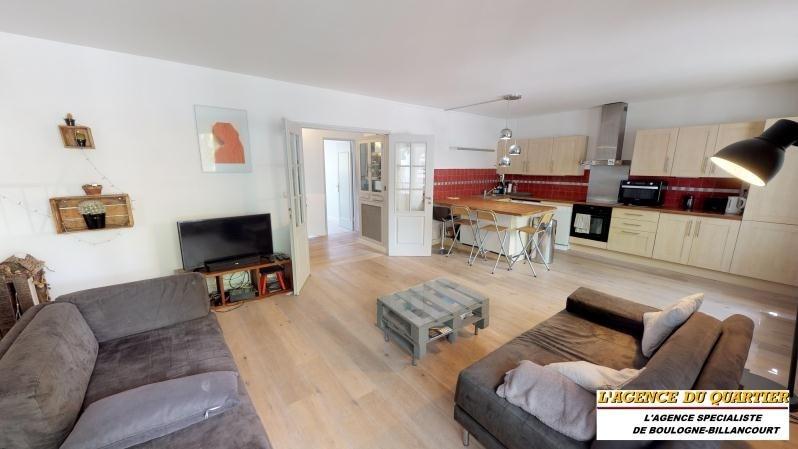 Vente appartement Boulogne billancourt 629000€ - Photo 2