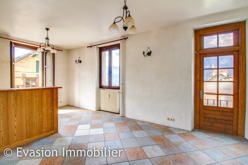 Sale apartment St gervais les bains 129000€ - Picture 1