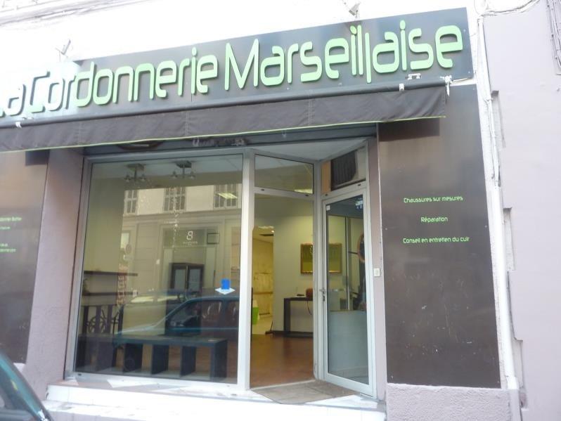 Rental shop Marseille 6ème 600€ HT/HC - Picture 1