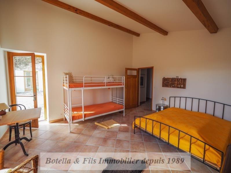 Vente de prestige maison / villa Goudargues 485000€ - Photo 8