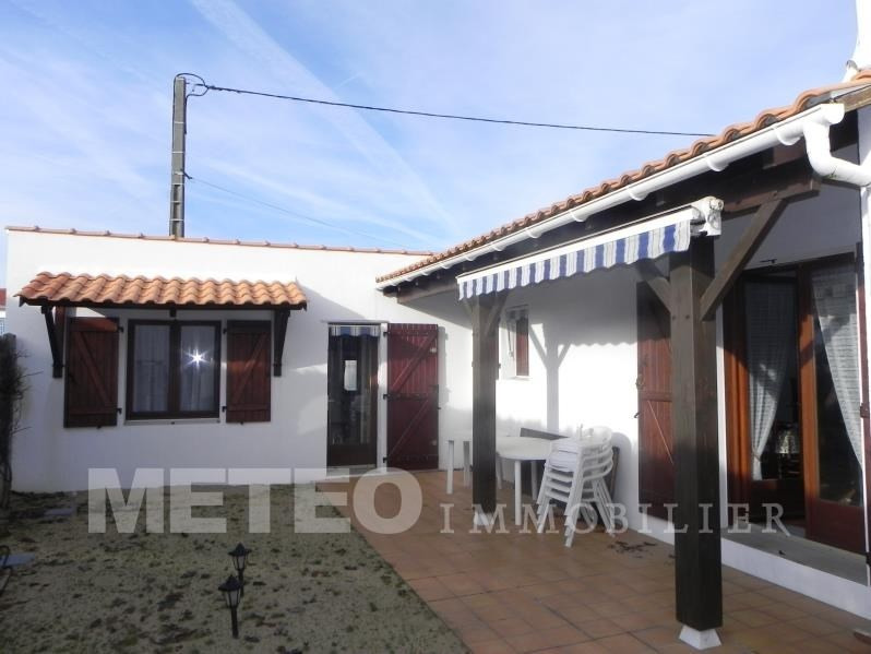 Sale house / villa La tranche sur mer 220500€ - Picture 1