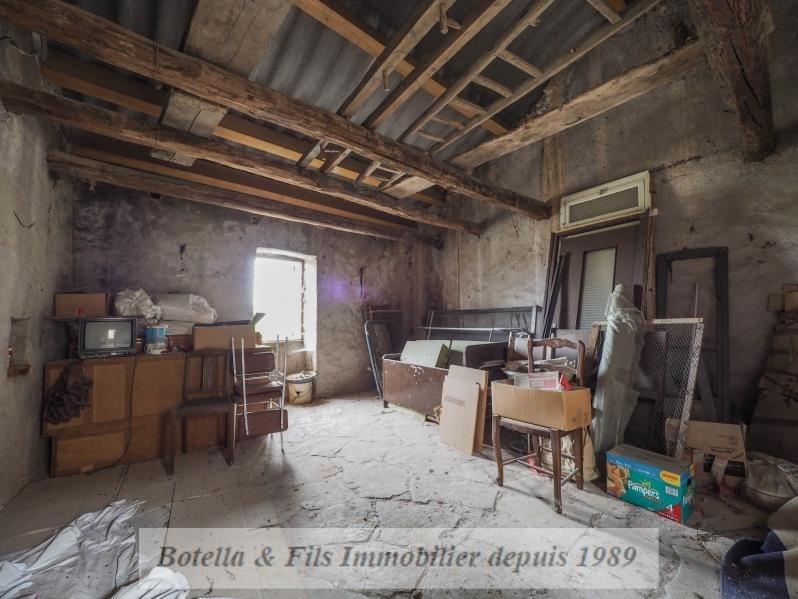 Venta  casa Barjac 117000€ - Fotografía 10