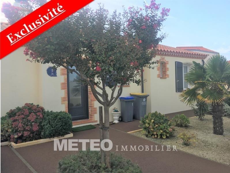 Vente maison / villa Les sables d'olonne 475500€ - Photo 1