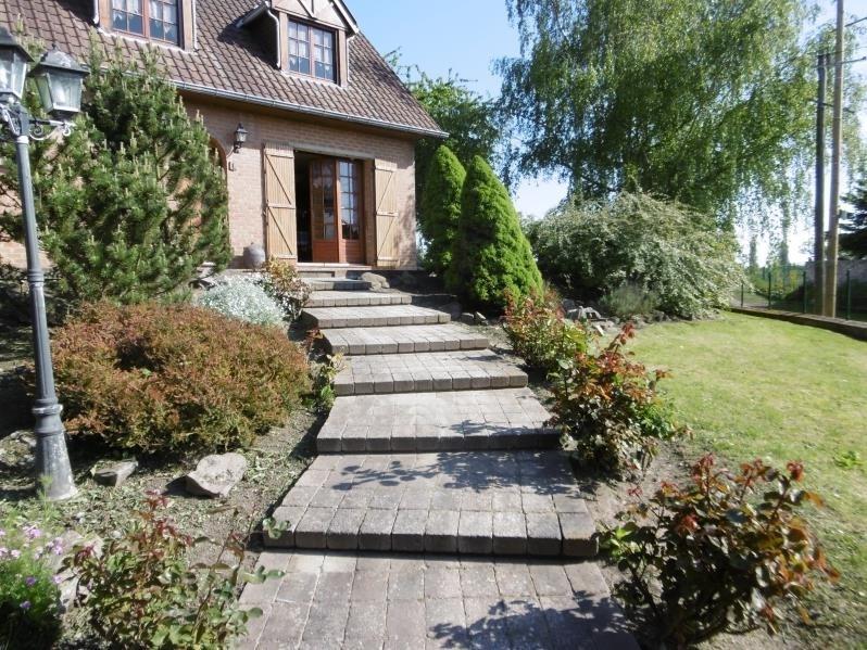 Sale house / villa Oisy le verger 213000€ - Picture 1