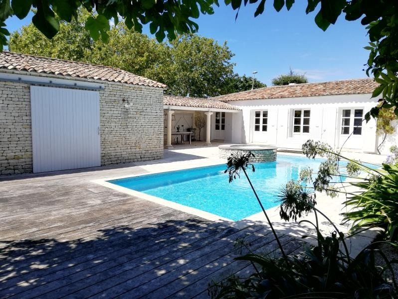 Deluxe sale house / villa Saint martin de re 695 000€ - Picture 1