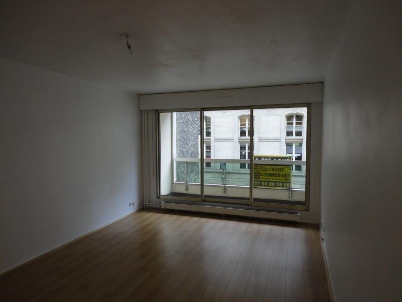 Rental apartment Paris 16ème 1066€ CC - Picture 2