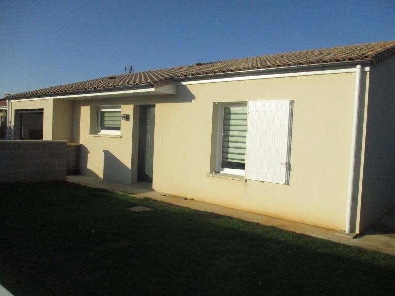 Vente maison / villa La creche 159600€ - Photo 1