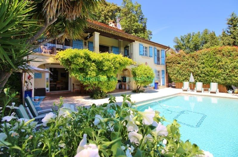 Vente de prestige maison / villa Le tignet 795000€ - Photo 1
