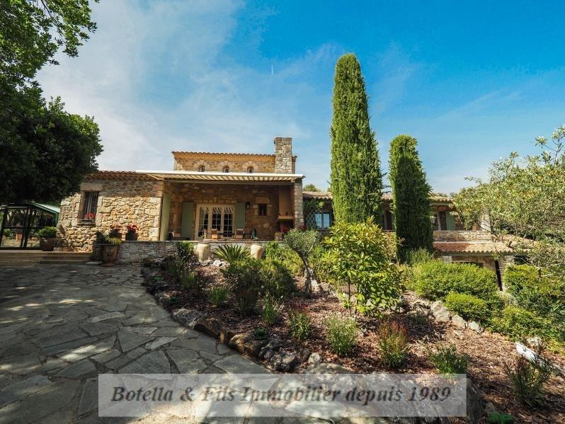 Verkoop van prestige  huis Uzes 677000€ - Foto 17