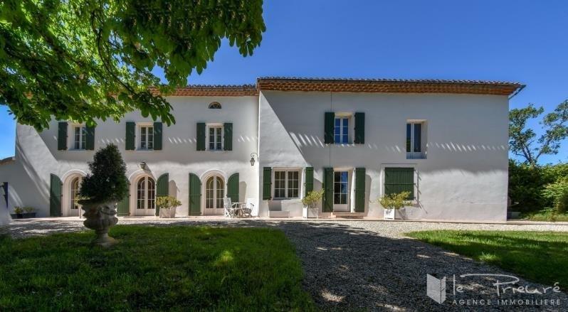 Sale house / villa Realmont 445000€ - Picture 1