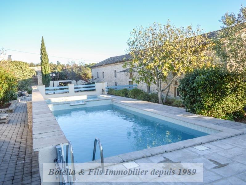 Verkoop van prestige  huis Uzes 1590000€ - Foto 5