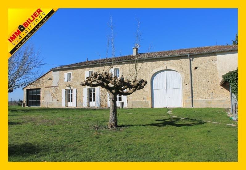 Verkoop  huis Langon 363500€ - Foto 1
