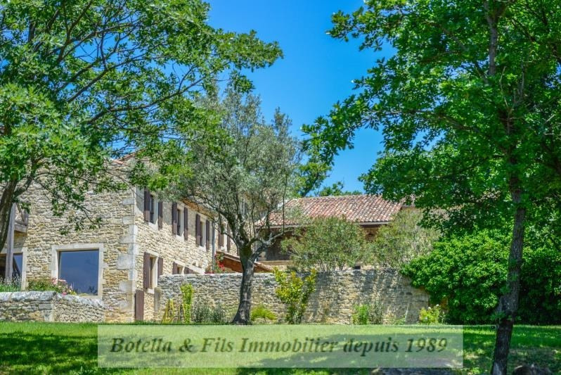 Deluxe sale house / villa Uzes 1 685 000€ - Picture 11