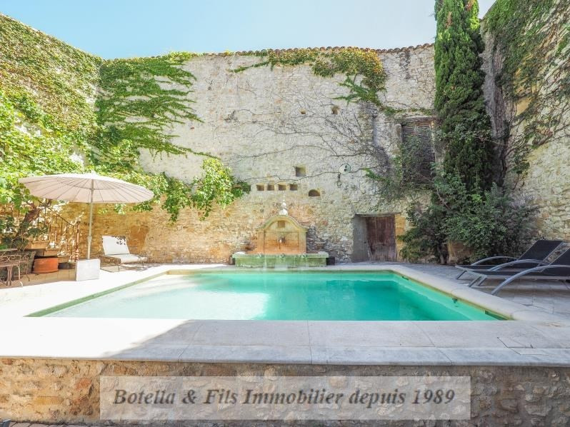 Immobile residenziali di prestigio casa Uzes 1260000€ - Fotografia 3