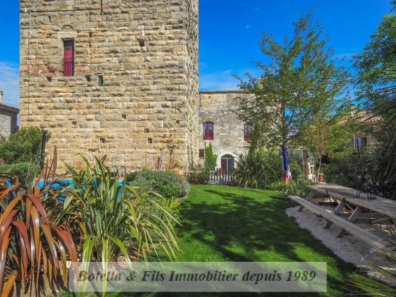 Verkoop van prestige  kasteel Uzes 869000€ - Foto 16
