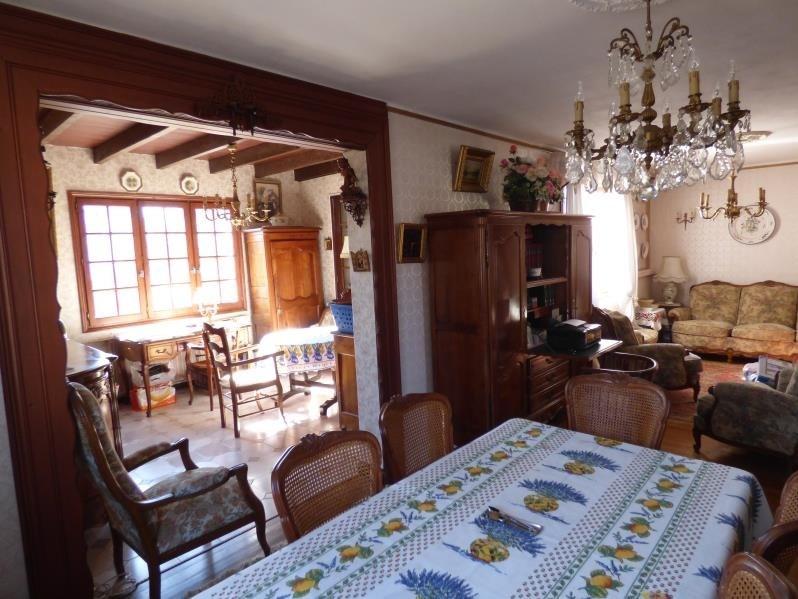 Sale house / villa Fontaine les dijon 266000€ - Picture 3