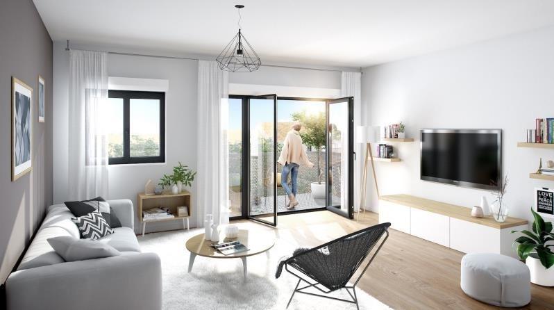 Vente appartement Sarcelles 133000€ - Photo 2