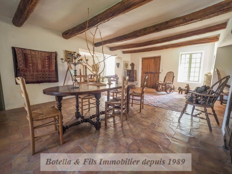 Vente de prestige maison / villa Uzes 998000€ - Photo 8