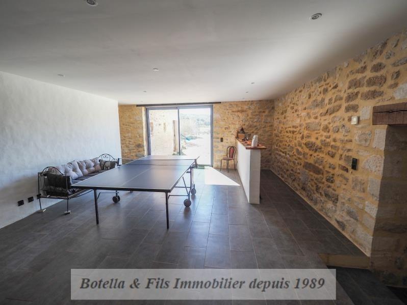Immobile residenziali di prestigio casa Barjac 695000€ - Fotografia 12