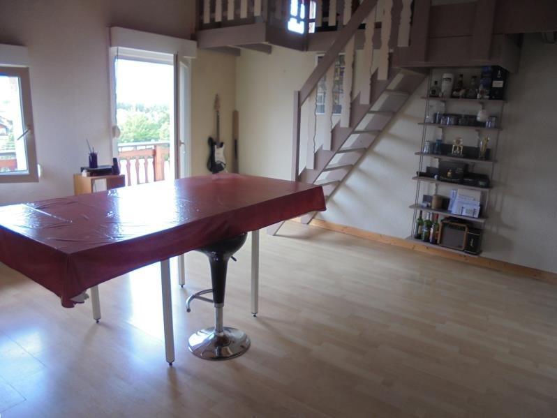 Sale apartment Cluses 129000€ - Picture 1