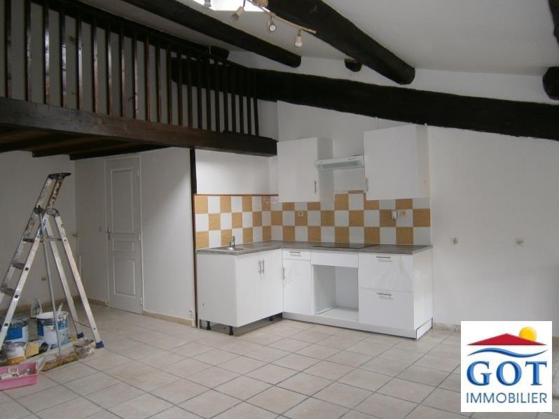 Alquiler  apartamento St laurent de la salanque 470€ CC - Fotografía 1
