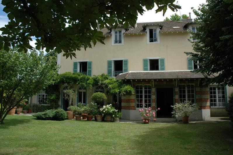 Vente de prestige maison / villa Le vesinet 1 850 000€ - Photo 1