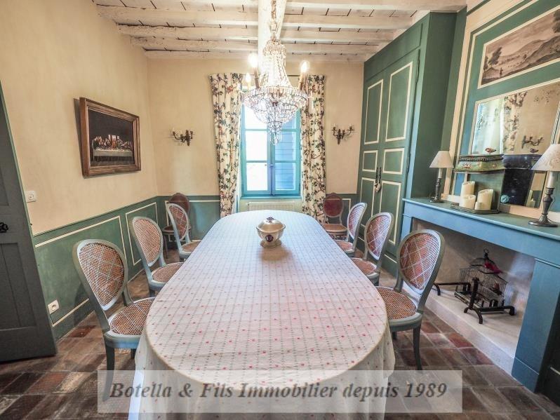 Verkoop van prestige  huis Uzes 1260000€ - Foto 3